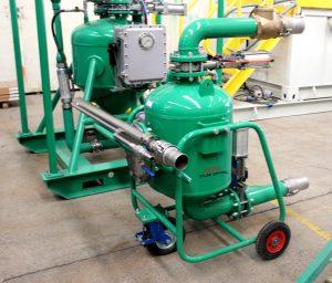 Mud Agitator | Drilling Mud Recycling System